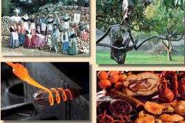 Arte, cultura y gastronomía se citan en Lloret por la Fira de Maig 2016