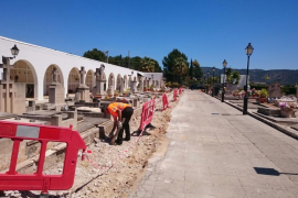 Más de 200.000 euros para mejoras en los cementerios de Calvià y es Capdellà