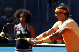 Rafael Nadal se deshace sin problemas al ruso Andrey Kutnetsov