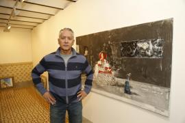 Pascual de Cabo revisa en Can Prunera toda una vida dedicada a la pintura