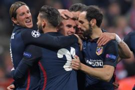El Atlético de Madrid jugará la final tras eliminar al Bayern