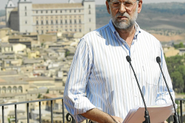 Rajoy insiste en que Camps «debe ser» el candidato en la Comunidad Valenciana