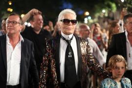 Desfile de Chanel en La Habana