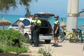 Polémica en la Policía Local de Palma por el cese inminente de más de 40 agentes interinos