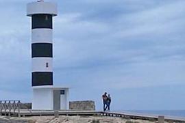 El faro de sa Puntassa recupera su esplendor