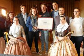 El Firó recibe su diploma de fiesta de interés cultural