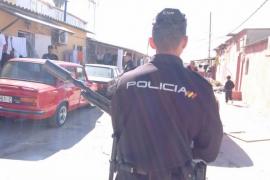 Operación contra el narcotráfico en Son Banya