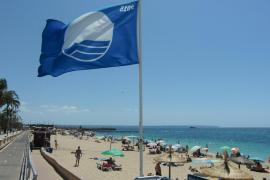 Las playas de Balears pierden doce banderas azules