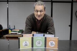 """EL EDITOR FRANCESC MOLL PUBLICA EN CD LAS RONDALLAS """"RADIADAS"""" DE ANTONI MARIA ALCOVER"""