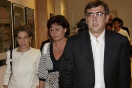 El PSIB confirma que Antich, Armengol y Calvo volverán a ser sus candidatos