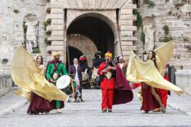 Inauguración del Mercado Medieval de Eivissa