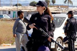 La operación en Son Banya se salda con seis detenidos acusados de narcotráfico