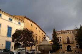 Fin de semana de lluvias localmente fuertes en Balears