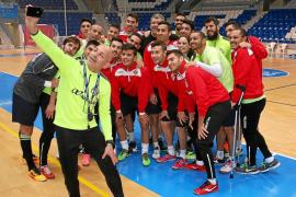 El Palma Futsal quiere entrar en la historia superando a ElPozo Murcia en la final de Copa
