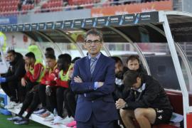 Vázquez ve al Albacete «mejor mentalmente» que su Mallorca