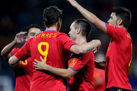 España, encabezada por Torres, supera con comodidad a Liechtenstein (0-4)