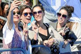 'Cinco hermanas'disfrutan de Eivissa