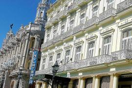 Cadenas mallorquinas y americanas se disputan hoteles de La Habana Vieja