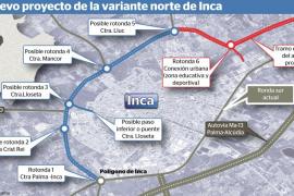 MÉS per Inca se opone a la ronda norte y frustra su construcción esta legislatura