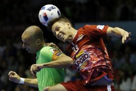 Un competitivo Palma Futsal no puede con ElPozo Murcia