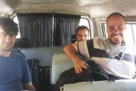 Liberados los periodistas españoles desaparecidos en Siria hace casi un año
