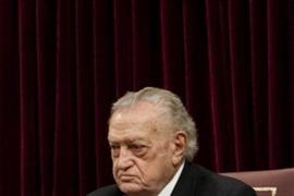 Fallece a los 92 años Fernando Álvarez de Miranda, expresidente de Congreso