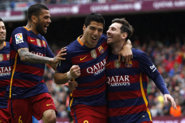 El Barça, a un partido de ser campeón de Liga