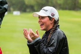 La mallorquina Nuria Iturrioz gana el torneo de golf Lalla Meryem en Rabat