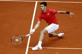 Djokovic ejerce de número uno y vuelve a reinar en Madrid