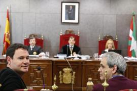 Hasier Arraiz reconoce ante el juez la acusación y el daño a las víctimas de ETA