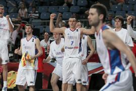 Serbia es el primer cuartofinalista del Mundial