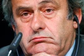 Platini dimitirá como presidente de la UEFA en el próximo congreso