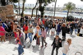 Mallorca registra el mejor mayo de toda su historia en visitantes y gasto