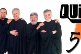Quilapayún celebra su 50 aniversario en Trui Teatre