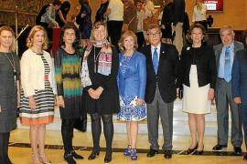 Entrega de premios de la AECC de Balears
