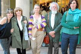 Fiesta de la Poesía en el Teatre Principal de Palma