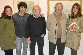 Joan Suau expone en la galería Dionís Bennàssar