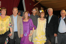 Feria de Abril en Palma