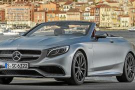 Mercedes Clase C-Cabrio