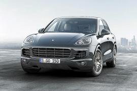 Serie Especial Porsche Cayenne Platinum Edition