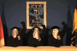 Rubalcaba descarta negociar con ETA pese al alto al fuego