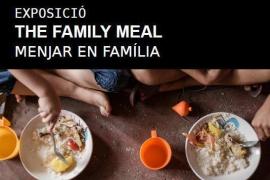 Exposición 'Menjar en família: què ens uneix?' en Flassaders