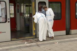 Las autoridades alemanas no encuentran conexiones islamistas en el agresor de la estación