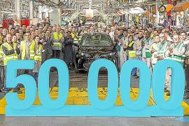 Renault ya ha comercializado 50.000 unidades de su modelo eléctrico ZOE