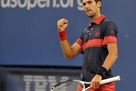Djokovic accede a la siguiente  ronda mientras Ferrero cae ante Melzer