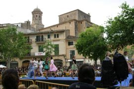 Los comercios del municipio participan en la Pasarela Llucmajor 2016