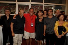 Concierto de Andrea Bocelli y Elton John
