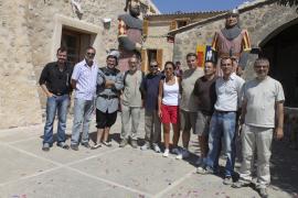 Alrededor de 400 personas celebran la inauguración de la renovada hospedería de Alaró