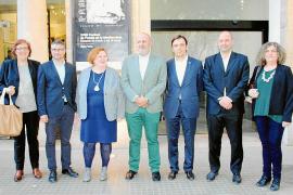 Fiesta de la Poesía en el Teatre. Principal de Palma