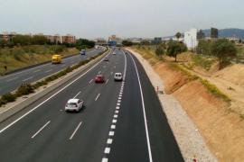El Consell mejora la seguridad del acceso al polígono de Son Castelló